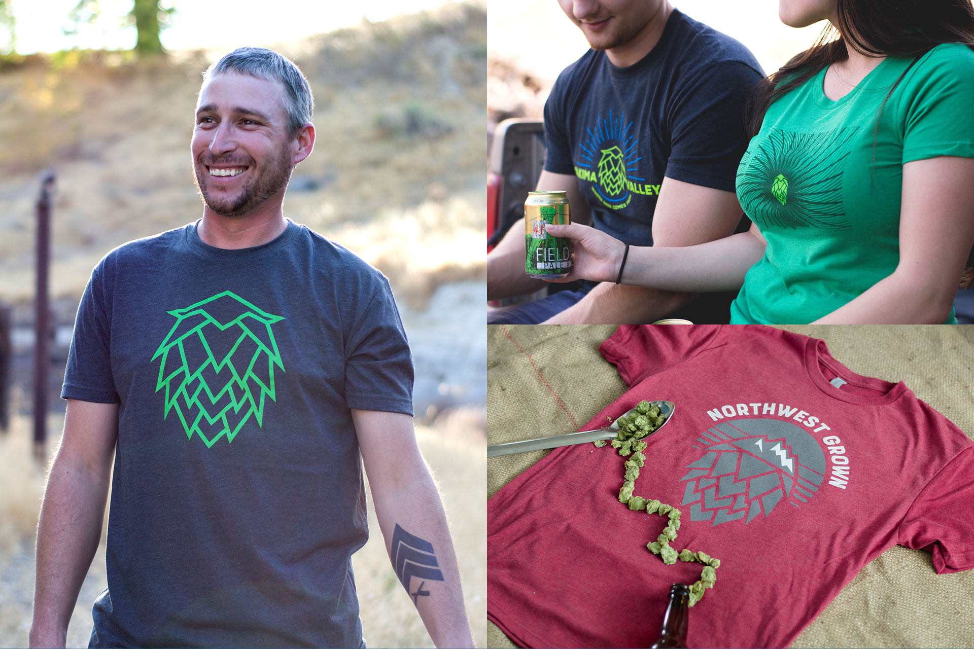 Hop Valley Clothing - Yakima Valley